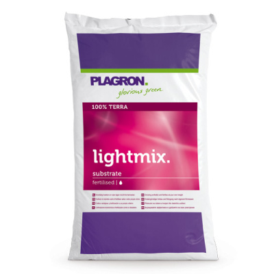 Фотография Субстрат PLAGRON Light-Mix 25 л
